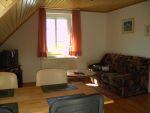 große Ferienwohnung - Wohnzimmer