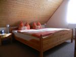 kleine Ferienwohnung - Schlafzimmer